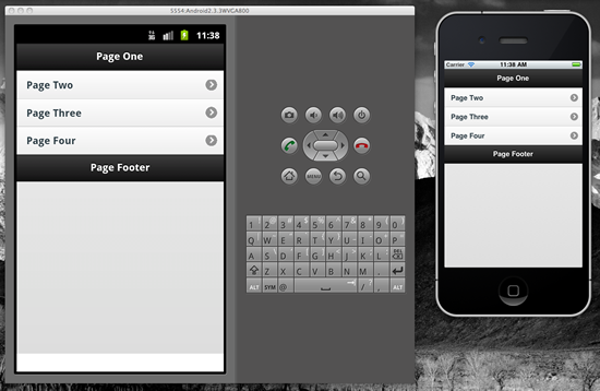 Building PhoneGap Applications With Dreamweaver | ANDREW TRICE
