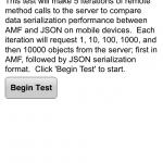 01 - Serialization Test
