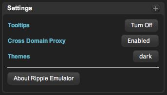 Emulating PhoneGap/Cordova Apps in the Desktop Browser
