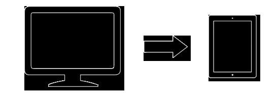 External Screen Drives Mobile App