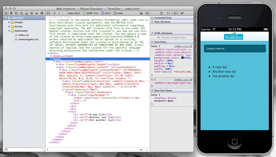 Remote Debug iOS Simulator with Safari