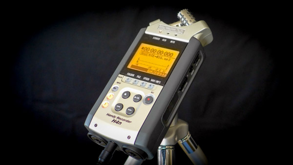 Zoom H4N Digital Audio Recorder