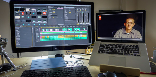 Video Editing in Adobe Premiere Pro CC