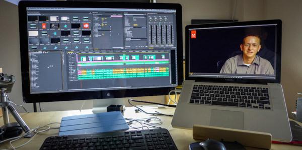 Video Editing in Adobe Premiere Pro CC