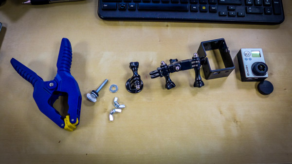 Clamp Mount Parts