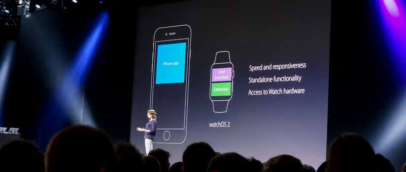 watchOS-architecture